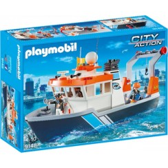 Playmobil City Action 9148 Holownik