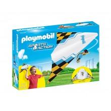 Playmobil Sports&Action 9206 Lotniarz Jack - latawiec z figurką