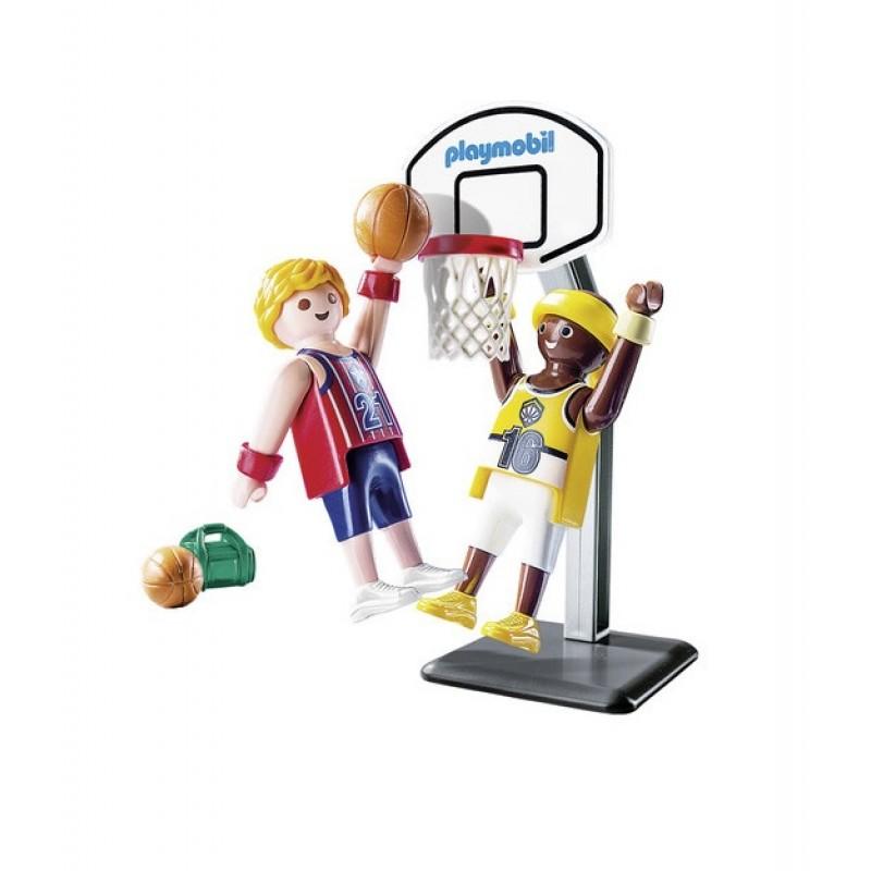 Znalezione obrazy dla zapytania playmobil pojedynek koszykarski jajko
