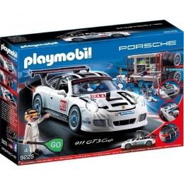 Playmobil 9225 Porsche 911 GT3 Cup + serwis samochodowy
