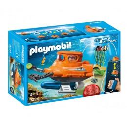 Playmobil Sports&Action 9234 Łódź podwodna z silnikiem
