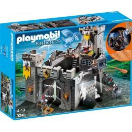 Playmobil Knights Twierdza rycerzy herbu Lew 9240