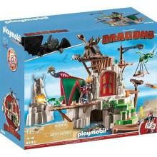 Playmobil 9243 Dragons Jak wytresować smoka - Wyspa Berk