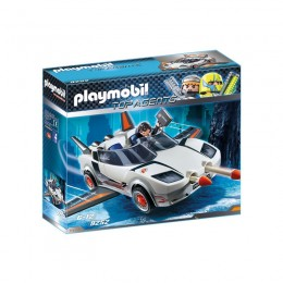 Playmobil 9252 Top Agents - Agent P. i racer