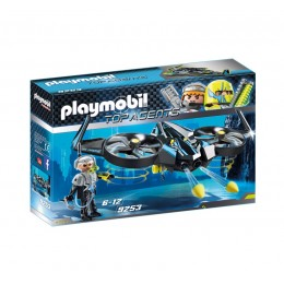 Playmobil 9253 Top Agents - Mega dron bojowy