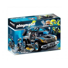 Playmobil 9254 Top Agents - Pick-up Dr. Drone'a