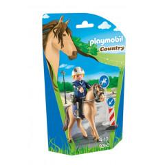 Playmobil Country 9260 Policjant brygady konnej