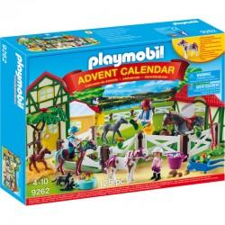 Playmobil 9262 Kalendarz Adwentowy - Stadnina koni