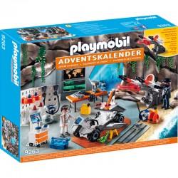 Playmobil 9263 Kalendarz Adwentowy - Warsztat Spy