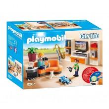 Playmobil 9267 City Life - Salon