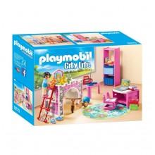 Playmobil 9270 City Life - Kolorowy pokój dziecięcy
