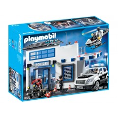 Playmobil City Action 9372 Posterunek policji