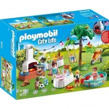 Playmobil 9272 City Life - Przyjęcie w ogrodzie