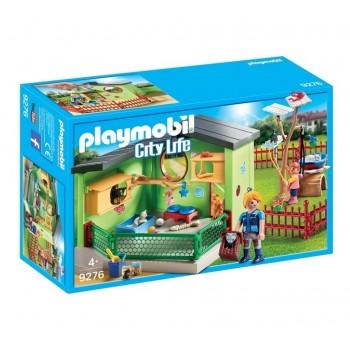 Playmobil 9276 City Life - Pensjonat dla kotów