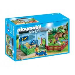 Playmobil 9277 City Life - Pensjonat dla małych zwierząt
