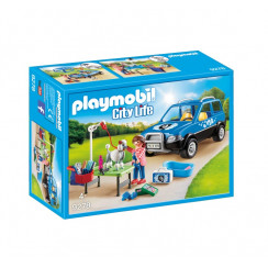 Playmobil 9278 City Life - Mobilny salon dla psów