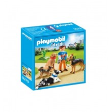 Playmobil 9279 City Life - Trener psów