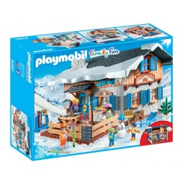 Playmobil Family Fun 9280 Górska chatka