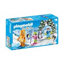 Playmobil Family Fun 9282 Szkoła narciarska