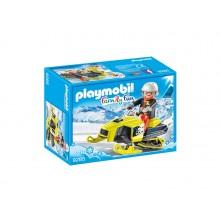Playmobil Family Fun 9285 Skuter śnieżny