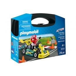 Playmobil 9322 Action - Skrzyneczka Gokart