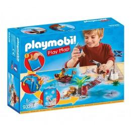 Playmobil 9328 Play Map - Piraci