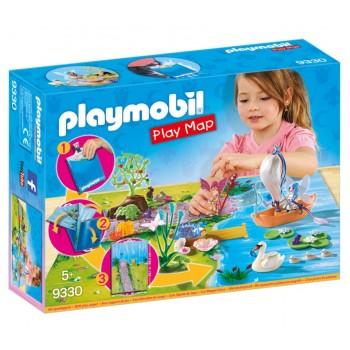 Playmobil 9330 Play Map - Kraina wróżek