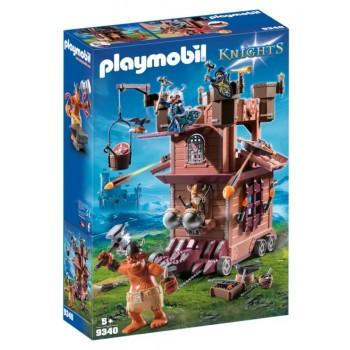 Playmobil 9340 Knights - Mobilna forteca krasnoludów