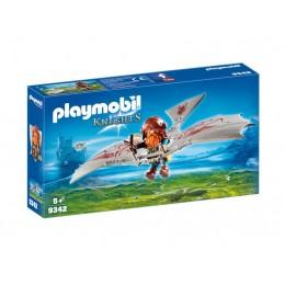 Playmobil 9342 Knights - Maszyna latająca krasnoludów