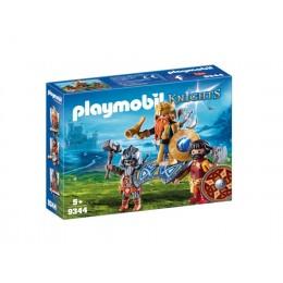 Playmobil 9344 Knights - Król krasnoludów