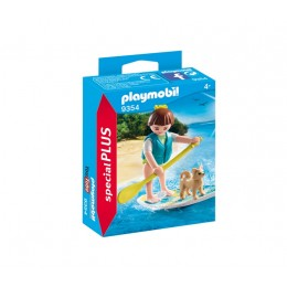 Playmobil 9354 Super Plus - Stand Up Paddling