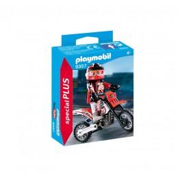 Playmobil 9357 Special Plus - Kierowca motocrossowy