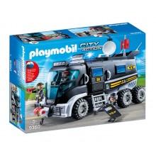 Playmobil 9360 City Action - Pojazd jednostki specjalnej