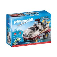 Playmobil 9364 City Action - Amfibia