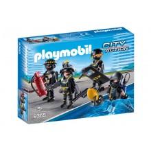Playmobil 9365 City Action - Jednostka specjalna