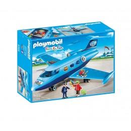 Playmobil 9366 Family Fun - Samolot wycieczkowy FunPark