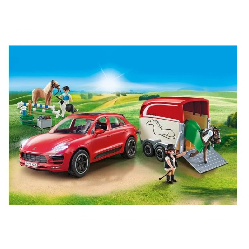 playmobil 9376 porsche macan gts sklep zabawkowy. Black Bedroom Furniture Sets. Home Design Ideas