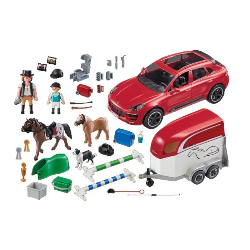 playmobil 9376 porsche macan gts sklep zabawkowy. Black Bedroom Furniture Sets. Home Design Ideas