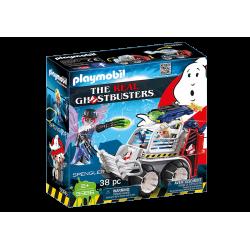 Playmobil 9386 - Pogromcy Duchów – Spengler z pojazdem klatką