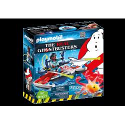 Playmobil 9387 - Pogromcy Duchów – Zeddemore ze skuterem wodnym
