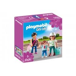 Playmobil 9405 City Life - Shopping Girls