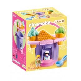Playmobil 9406 Sand - Wiaderko do piasku - Lodziarnia
