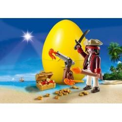 Playmobil Special Plus 9415 - Pirat z armatą