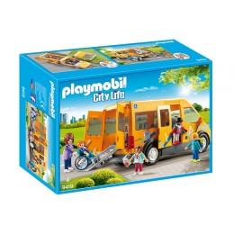 Playmobil 9419 City Life - Autobus szkolny