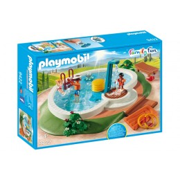 Playmobil 9422 Family Fun - Basen
