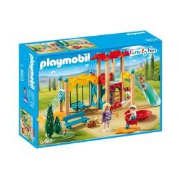 Klocki Playmobil 9423 Family Fun - Duży plac zabaw