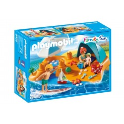 Playmobil 9425 Family Fun - Rodzina na plaży