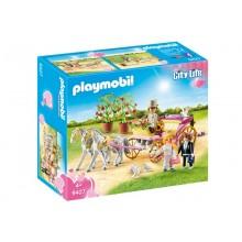 Playmobil 9427 City Life - Ślubna kareta