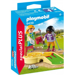 Playmobil 9439 Special Plus - Dzieci grające w minigolfa
