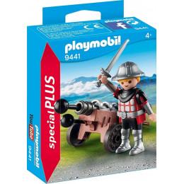 Playmobil Special Plus 9441 Rycerz z armatą